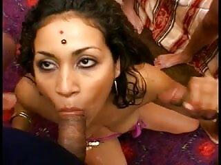सेक्सी गैंगबैंग